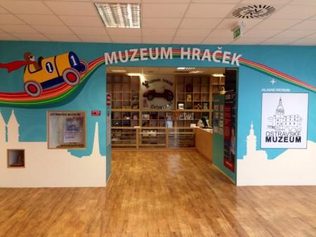 muzeum hracek ostrava